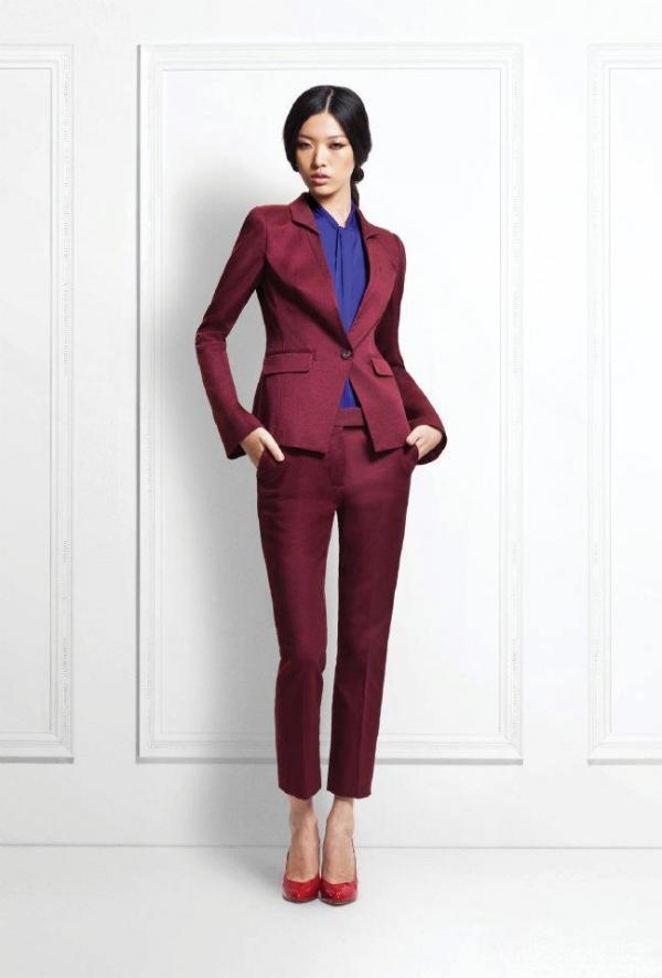 chaqueta y pantalon