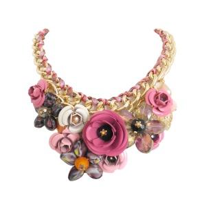 collar-de-flores-y-eslabones-rosa1
