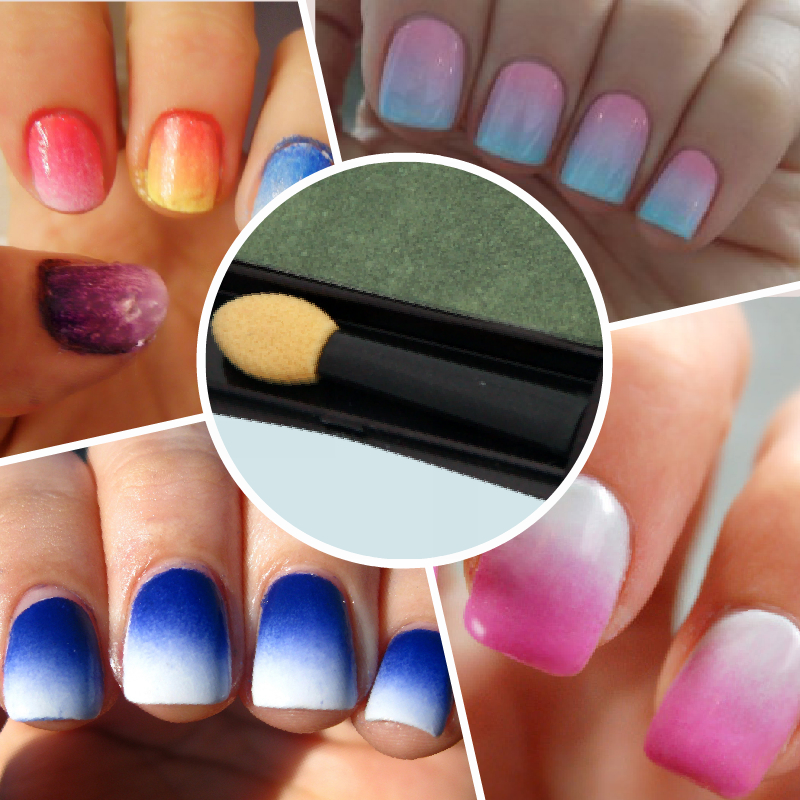Las uñas degradé son una de las modas que vienen en materia de nail art en la temporada primavera/verano 2014,2015. Aunque muchos piensan que es un diseño