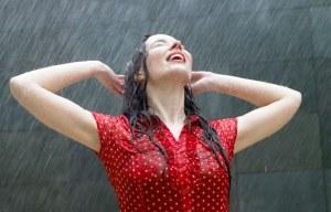 lluvia chica