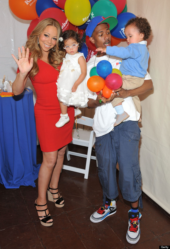 "Nick Cannon Hosts ""Family Day"""
