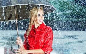 moda lluvia