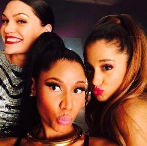 nicki-minaj-ariana-grande-jessie-j-selfie