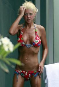 Tara Reid anorexia