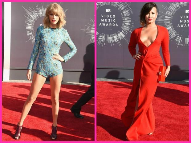 Taylor Swift vs Demi Lovato