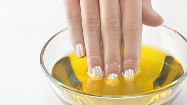 Aceite uñas