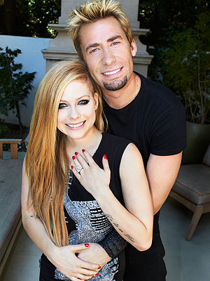 Avril y Chad 2