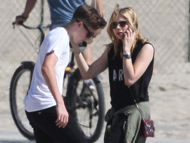 Chloe y Brooklyn