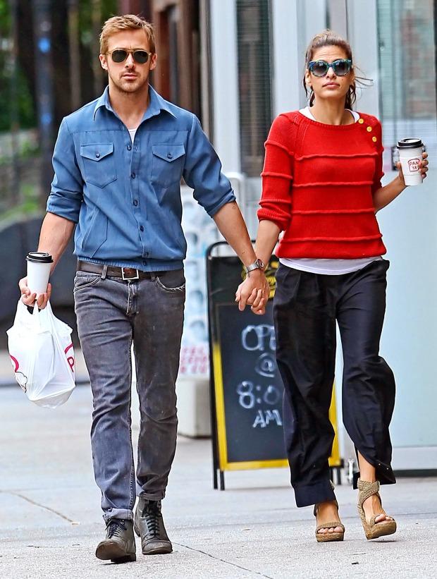 Eva y Ryan