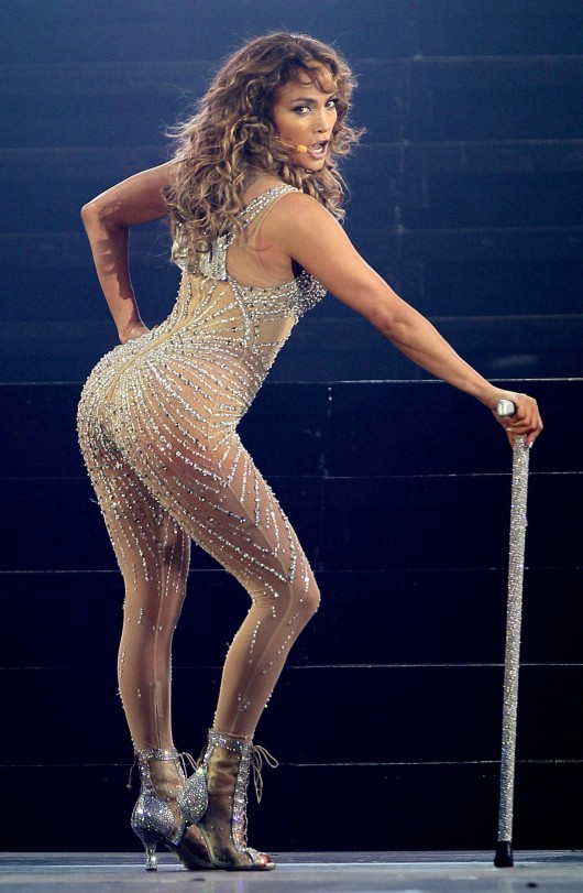 Jennifer Lopez cola