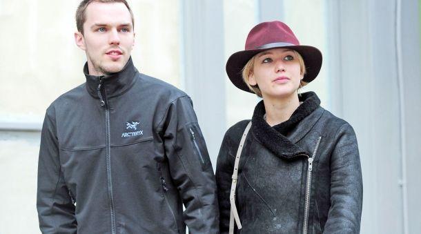 Jennifer y Chris Martin