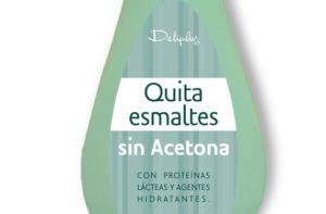 Quitaesmaltes sin acetona