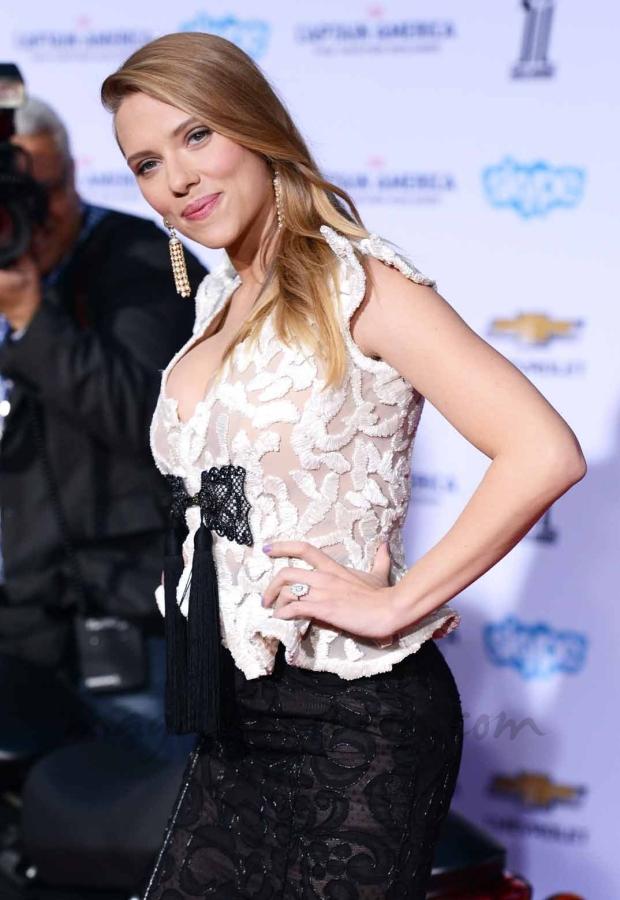 Scarlett pancita