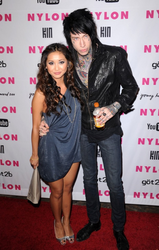 NYLON & YouTube Young Hollywood Party - Arrivals