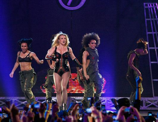 Britney recital