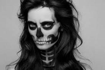 esqueleto mujer