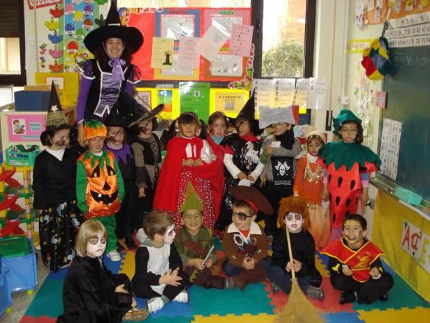 halloween-niños-escuela