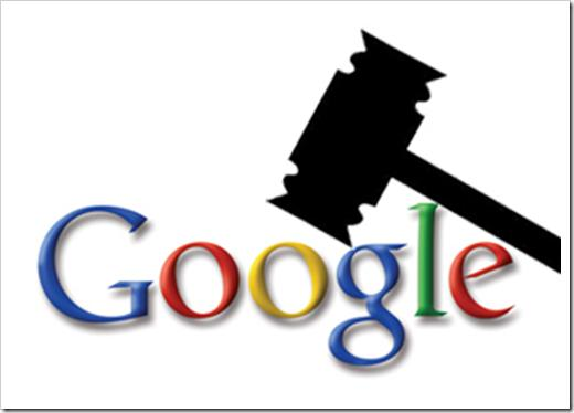 juicio a google