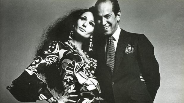 Naty Abascal 1970