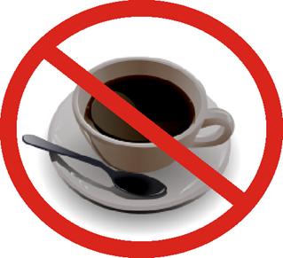 No cafe