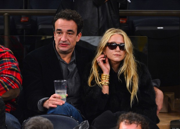 Celebrity Sightings In New York City - December 15, 2012