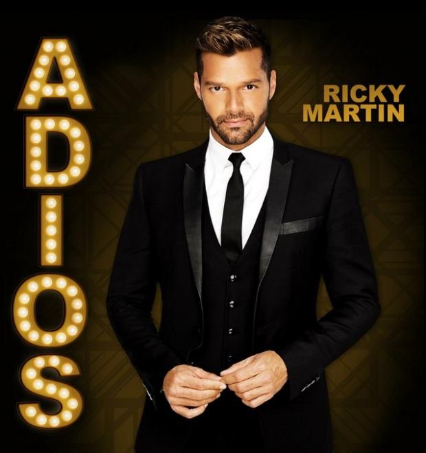Ricky Martin Adios