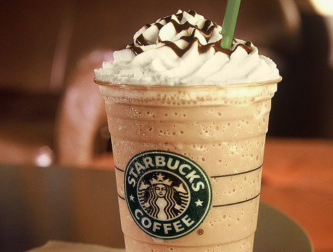 Frappuccino® Ice Blended Coffee Mocha