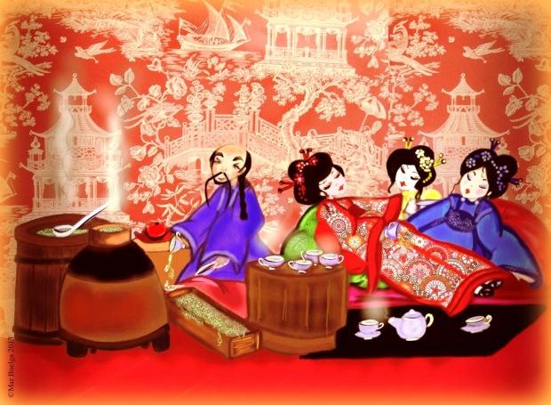 ceremonia del te
