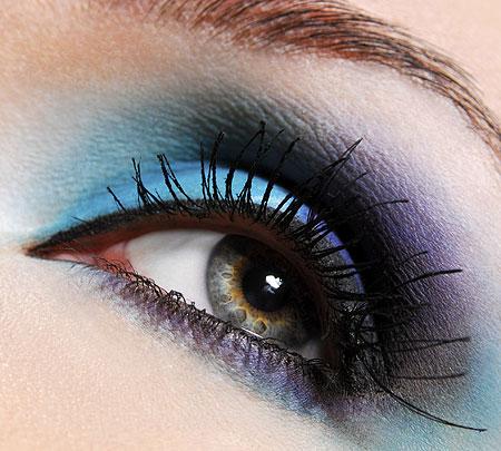 azul bicolor