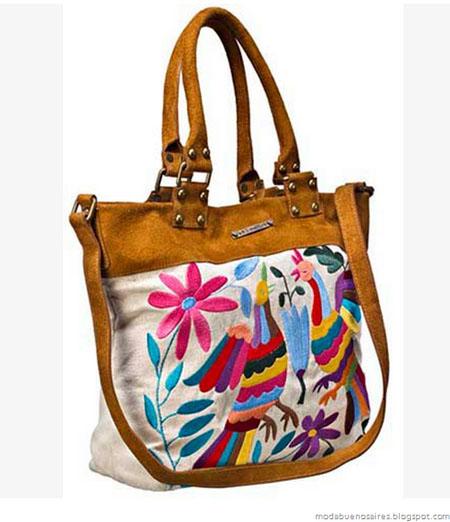 bolsos y carteras verano 2012