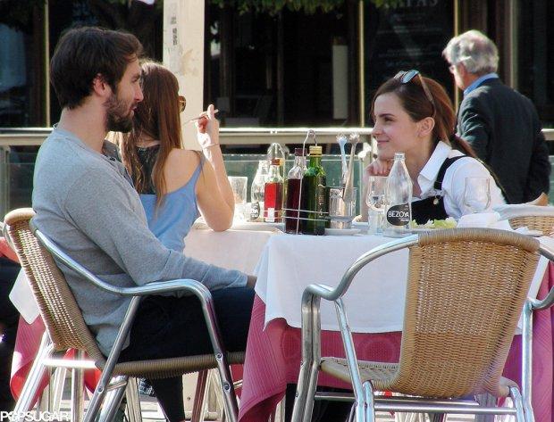 Emma-Watson-Boyfriend-Matthew-Janney-Date-Madrid