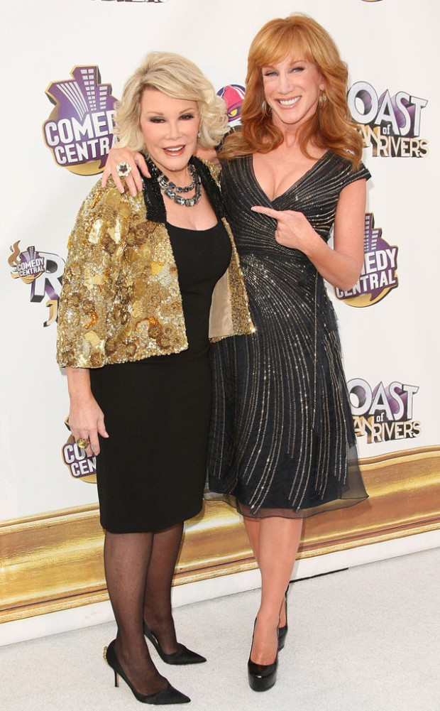 Kathy y Joan