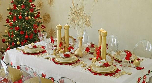 mesa navidad 5