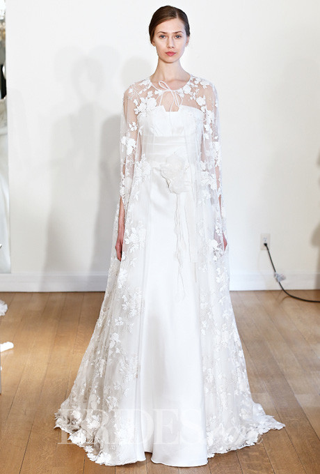 cinco vestidos de novia que marcarán tendencia este 2015 – historias