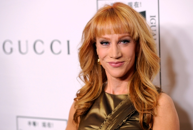 AP TV-FASHION POLICE-KATHY GRIFFIN A ENT FILE USA CA