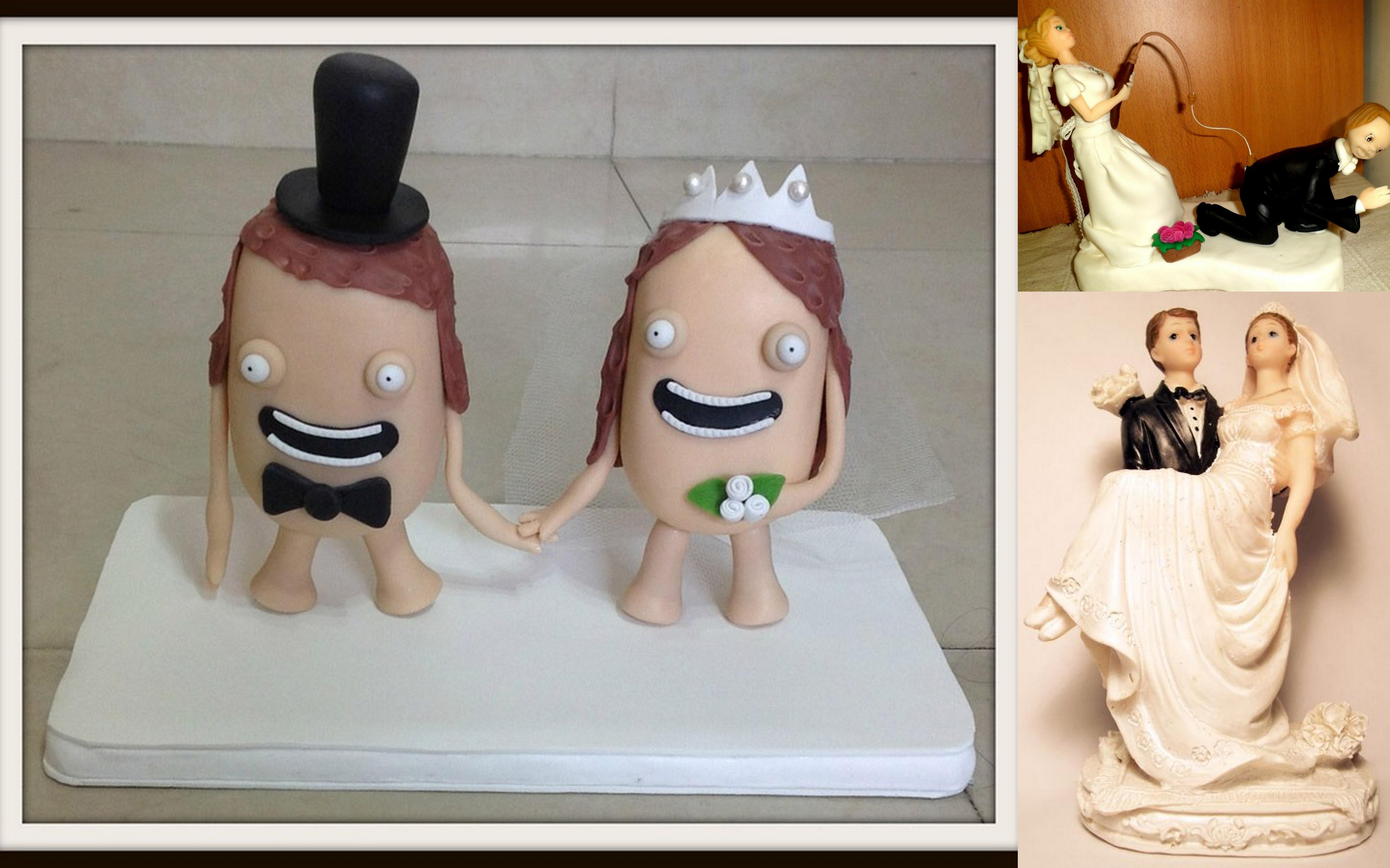 Qu adornos para torta elegir para tu boda historias - Todo lo necesario para una boda ...